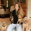 Alena : Tiermedizinstudentin mit Erfahrung
