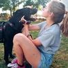 Yolanda: Cuidadora perros en chalet Torrelodones