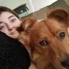 Joana Eugenia: Compañera de juegos de perretes