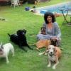 Rosa: Cuidador de perros en sierra noroeste de Madrid