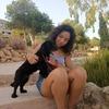 Andrea : Paseo de perros en Yecla