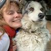 Kim: Humboldthain mit Hund