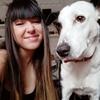 Alazne: Paseadora de perros mañanas y tardes con experiencia Vitoria-Gasteiz