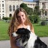 Elena : Erfahrene Tierliebhaberin sucht Vierbeiner zum Spazierengehen