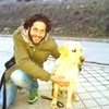 Giovanni: Educador canino titulado por la Universidad Complutense y paseador