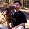 Christian: Student mit Herz für Hunde