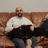 Nikesh: Dog walker in Leyton, London