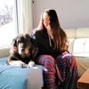 Andrea: Pasear perros en Zaragoza