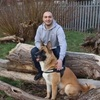 Giuseppe: Dog sitter and dog walking in London