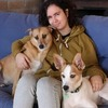Sandra: 🐾🤔🏡 un segundo hogar 🐕, sin jaulas,🐩 uno mas de la familia 💕