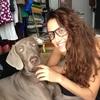 Olga: Cuidadora de perros en Madrid centro con parque canino