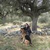 Juan: Amigo para tu can en Segovia. Él contento y tu tranquil@