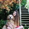 Berta: Cuidadora de perritos con mucho jardín!!