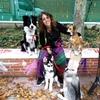 Lucía: Cuidadora/paseadora Canina 24h