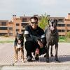 Eduardo : Educador y paseador canino