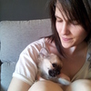 Samantha: Consentidora de can-hijos ^-^ en plena naturaleza