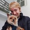 Yolanda: Paseadora de perros