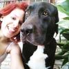 Sara: Paseo perros en Getafe.