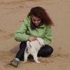 Ángeles: Paseadora y cuidadora de perros Murcia