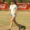 Eva: Estudiante Fisioterapia cuidadora de perros!!