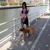 Maria: Cuidadora perros con licencia APP