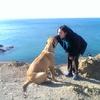 Ana: Alojamiento, paseo y los mejores cuidados en Granada y alrededores.