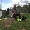 Raul: Paseador y adiestramiento básico de perros. Paseamos a tu perro como si fuese nuestro.