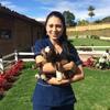 Silvia: Veterinaria encantada en pasear a tu perro. Getafe.